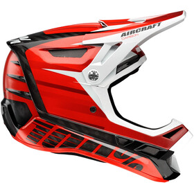 100% Aircraft DH Bike Helmet incl. Mips red